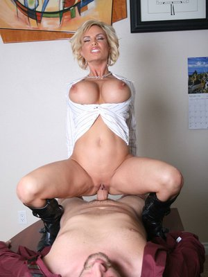 MILF In Boots Pics